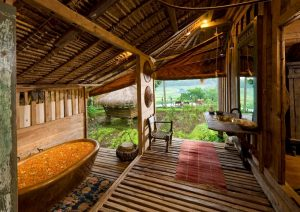 Bambu Indah, Indonesia
