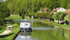 Delightfully Adrift in East-Central France
