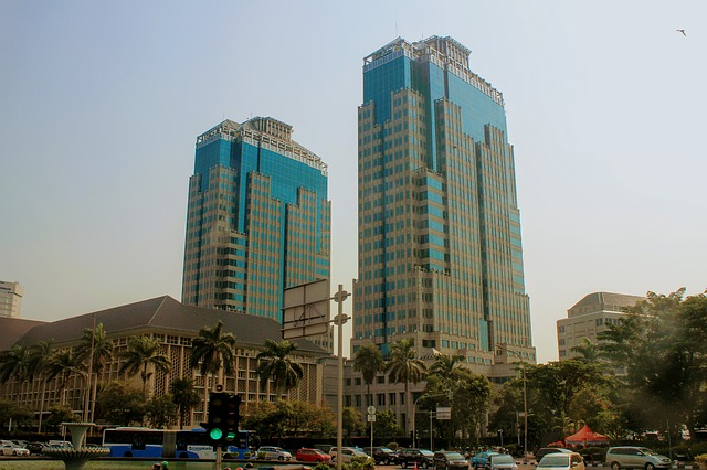 Urban Jakarta Indonesian Architecture