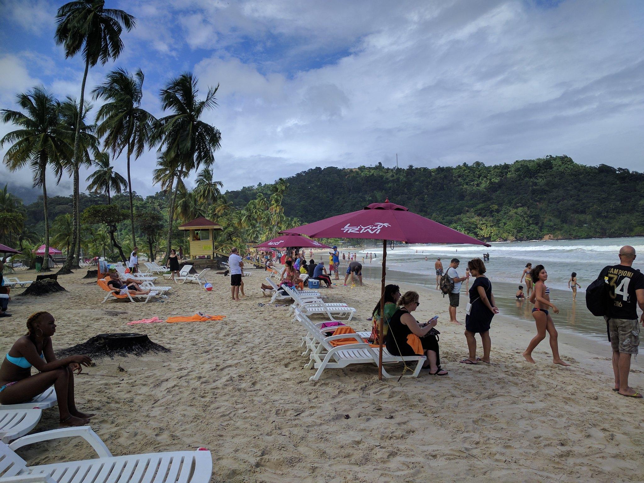 A-Beach-at-Port-of-Spain