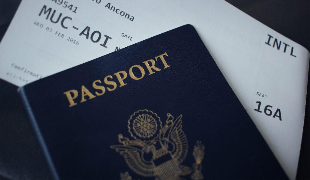 passport concept
